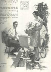 Hanna illustration