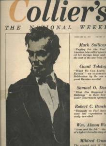Collier's Magazine February 15, 1919