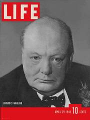 Winston Churchill Life April 29 1940