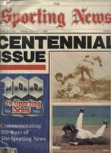 The Sporting News Centennial Edition