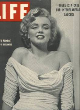 April 7 1952 Life Magazine Marilyn Monroe