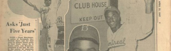 A Couple of Early Jackie Robinson Magazines to Look For
