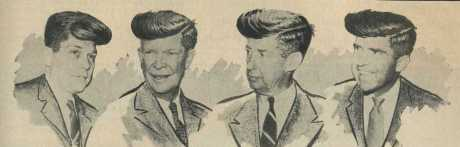 JFK's hair on some other heads