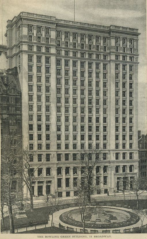 The Bowling Green Building
