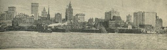 The Tall Buildings of New York – Skyscrapers In 1898