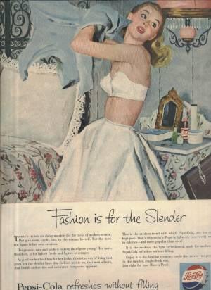 1953 Pepsi ad