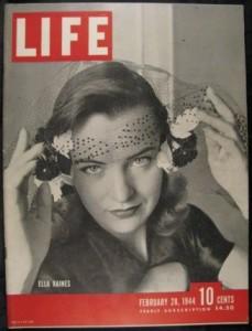 Life Magazine Cover February 28 1944