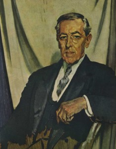 Wilson by Sir William Orpen