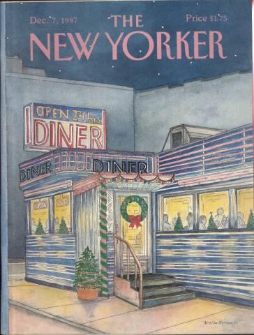 New Yorker December 7 1987