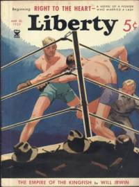 Liberty Magazine March 30, 1935