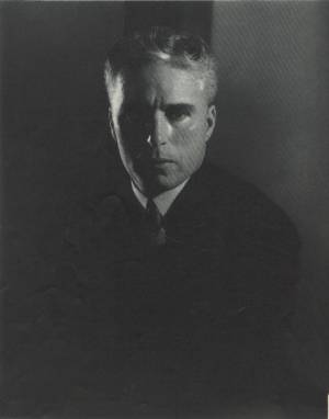 Charles Chaplin photographed by Edward Steichen in January 1936 issue of Vanity Fair