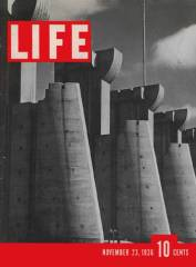 First Issue Life November 23 1936