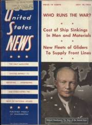 July 10, 1942 United States News Eisenhower