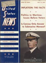 July 31 1942 United States News Admiral Leahy