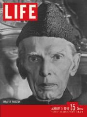 Life January 5 1948 Muhammad Ali Jinnah