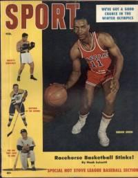 Sport Magazine February 1956 Sihugo Green