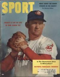 Sport Magazine May 1956 Bob Lemon
