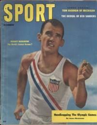 Sport Magazine December 1956 Bobby Morrow