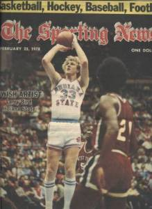 The Sporting News February 25 1978 issue