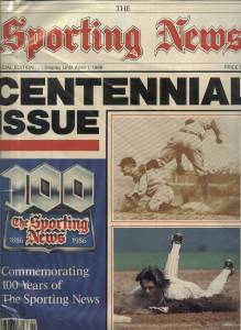The Sporting News Centennial Edition