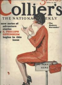 Colliers Magazine October 15 1927 cover