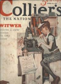Colliers Magazine October 22 1927 cover