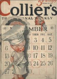 Colliers Magazine November 26 1927 cover