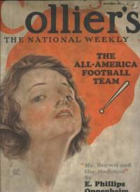 Colliers Magazine December 10 1927 cover