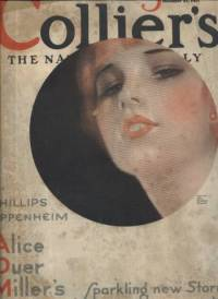 Colliers Magazine December 31 1927 cover