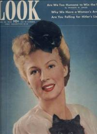 September 22 1942 LOOK Magazine