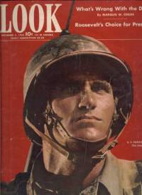 November 3 1942 issue of LOOK Magazine