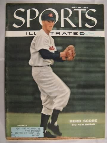Herb Score 1955 Sports Illustrated