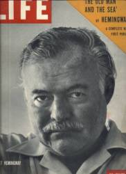 LIFE Magazine from September 1, 1952 featuring first publication of