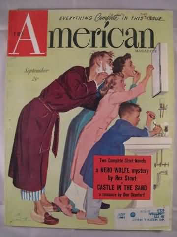The American Magazine September 1950