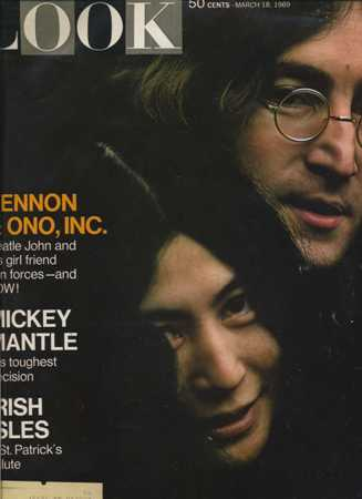 Look Magazine cover March 18 1969
