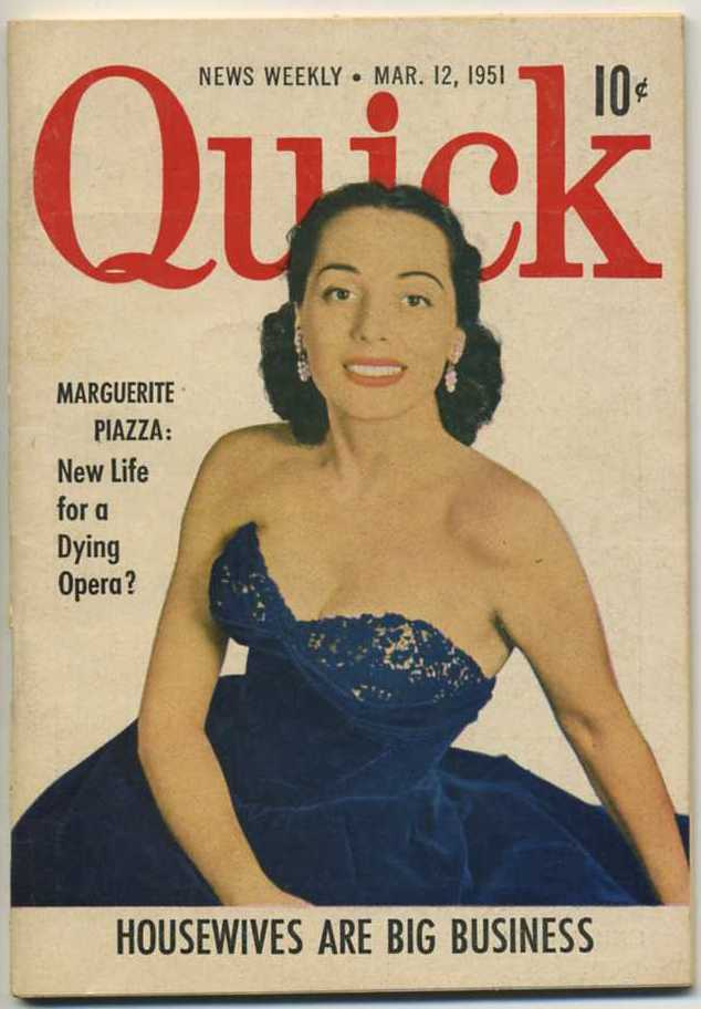 Quick News Weekly March 12 1951