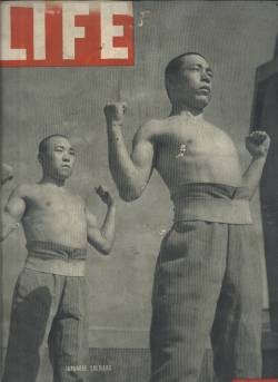 Life Magazine cover January 11 1937