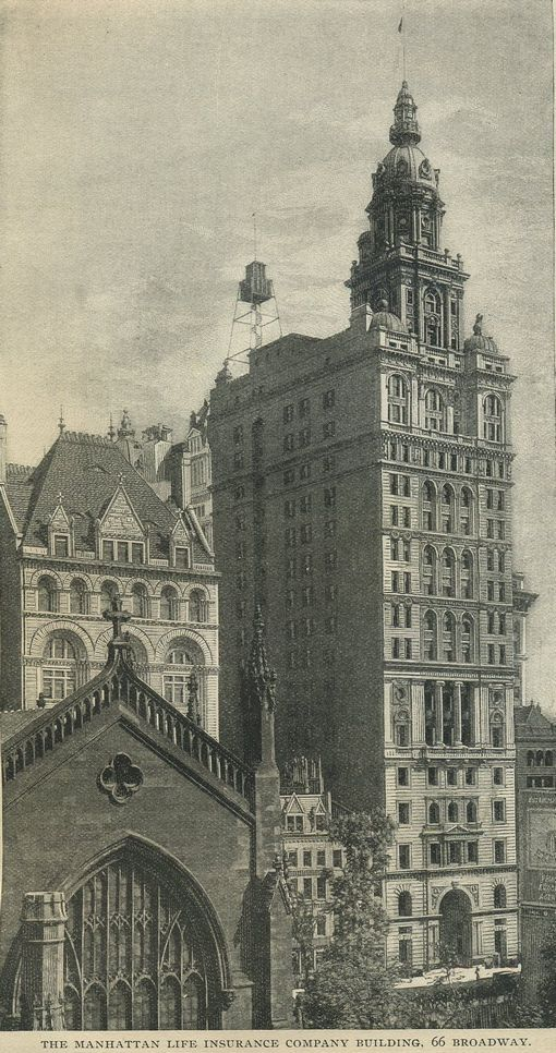 The Manhattan Life Insurance Company Building