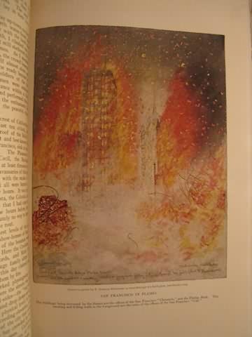 August 1906 - The San Francisco Earthquake