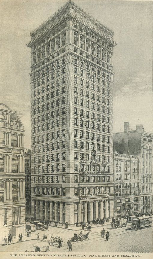 The American Surety Company Building