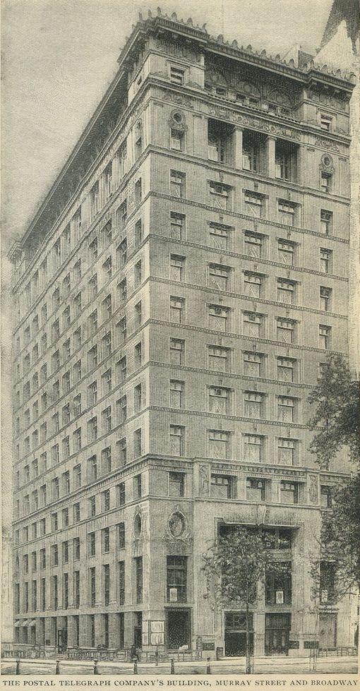 The Postal Telegraph Company Building