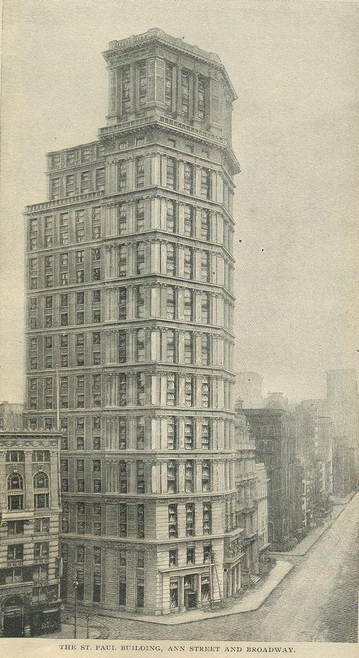 The St Paul Building