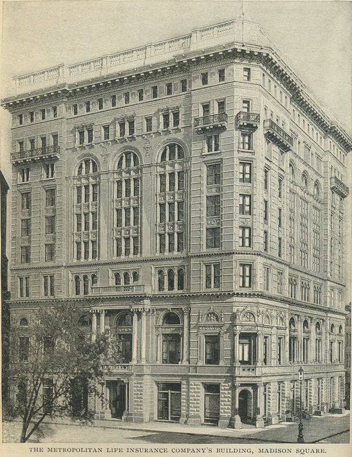 The Metropolitan Life Insurance Company Building