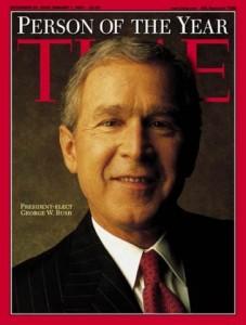 George W Bush December 25 2000