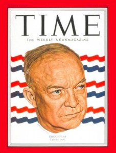 Dwight D Eisenhower February 12 1951