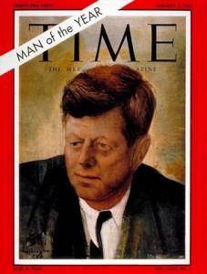 John F Kennedy January 5, 1962