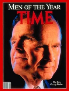 George Bush January 7 1991